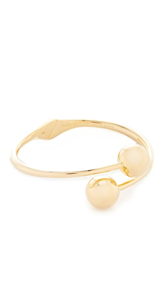 Kate Spade New York Bauble Cuff Bracelet - Gold