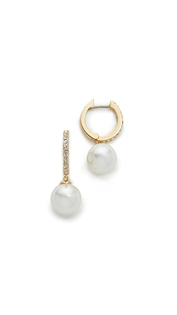 Kate Spade New York Precious Imitation Pearl Drop Earrings
