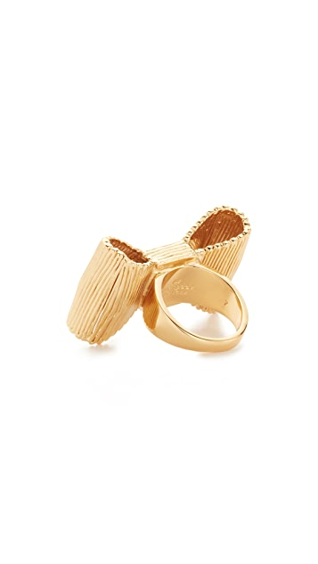 Kate Spade New York All Wrapped Up Statement Ring