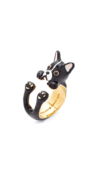 Kate Spade New York Ma Cherie Antoine Dog Ring