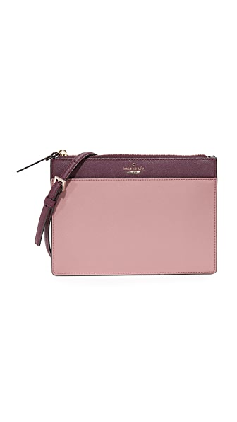 Kate Spade New York Cameron Street Clarise Cross Body Bag - Dusty Peony Multi