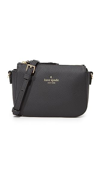 Kate Spade New York Daniels Drive Wendi Cross Body Bag In Black