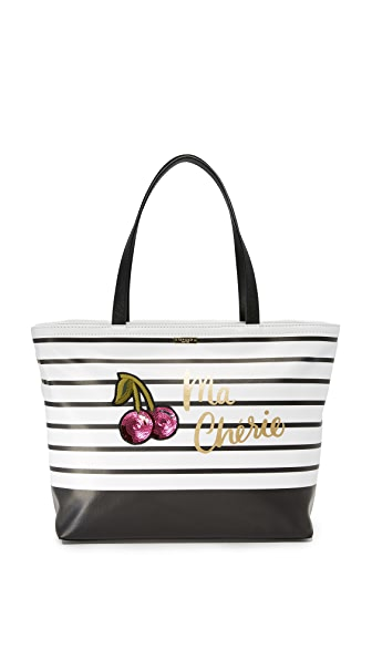 Kate Spade New York Cherries Francis Tote - Multi