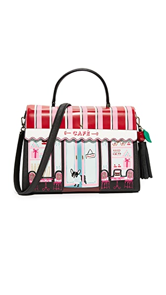 Kate Spade New York Cafe Satchel - Multi