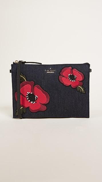 Kate Spade New York Cameron Street Poppy Dilon Cross Body Bag