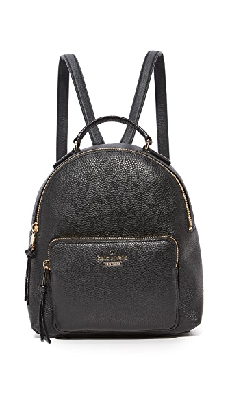 Kate Spade New York Jackson Street Keleigh Backpack In Black