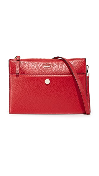 Kate Spade New York Cameron Street Clarise Cross Body Bag - Red Carpet