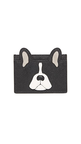 Kate Spade New York Antoine Applique Card Holder