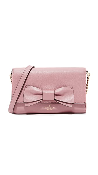 Kate Spade New York Olive Drive Corin Cross Body Bag - Dusty Peony