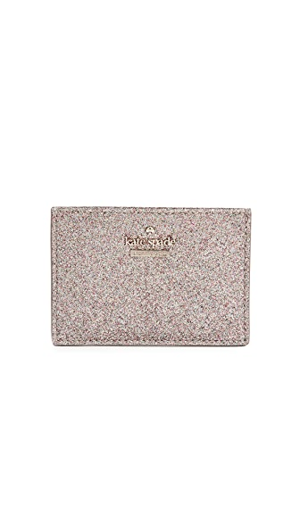 Kate Spade New York Burgess Court Card Holder In Multi