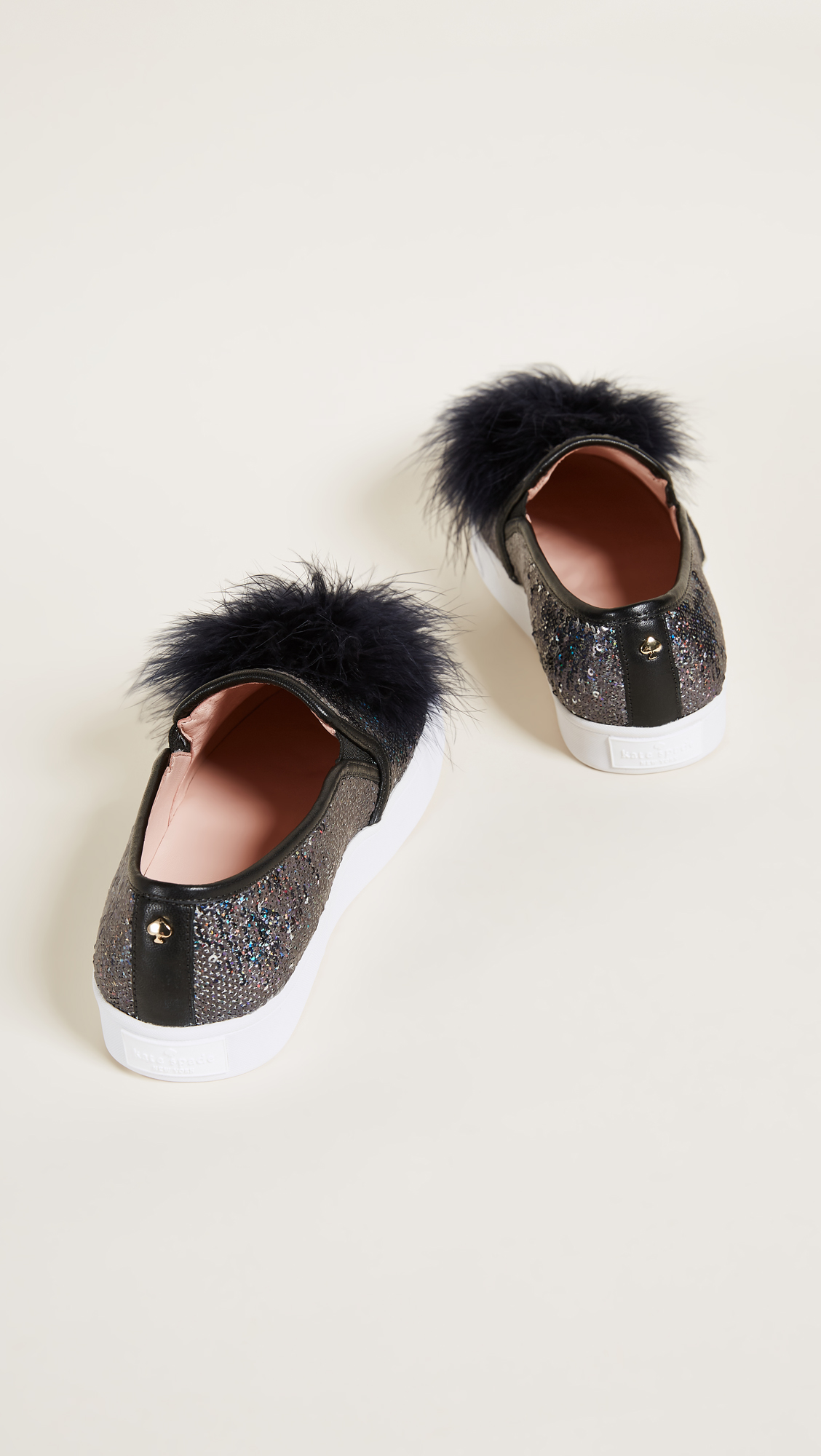 13af381c1135 Kate Spade New York Latisa Pom Pom Sneakers