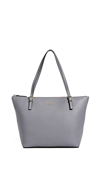 Kate Spade New York Watson Lane Maya Tote In Lead Pencil