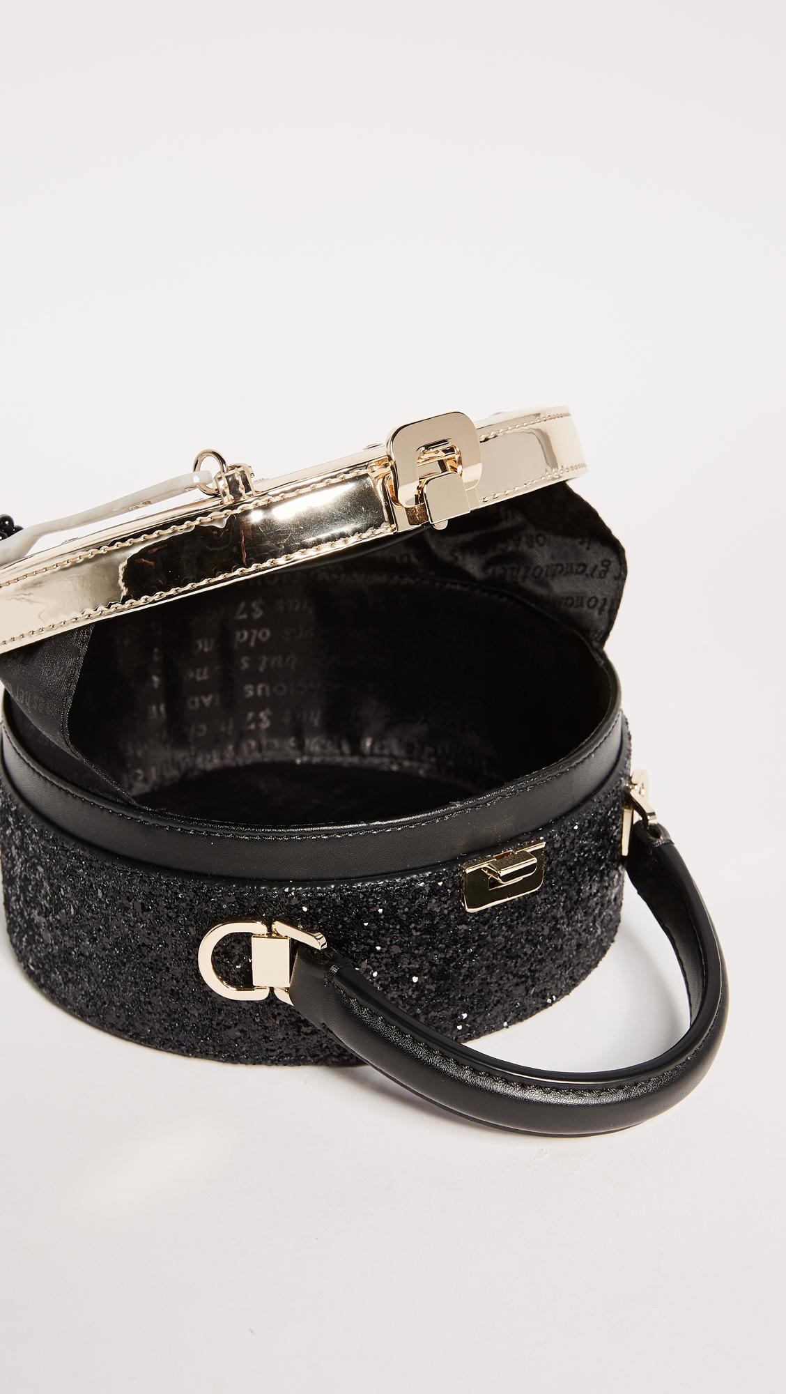 42aa13aa7e35 Kate Spade New York Finer Things Caviar Bag   SHOPBOP
