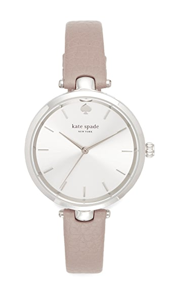 Kate Spade New York Holland Watch - Silver/Nude