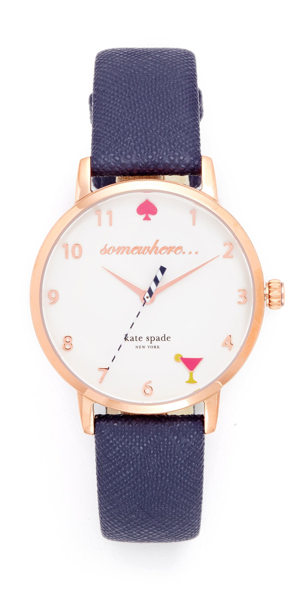 Metro Novelty 5 O'Clock Watch Kate Spade New York