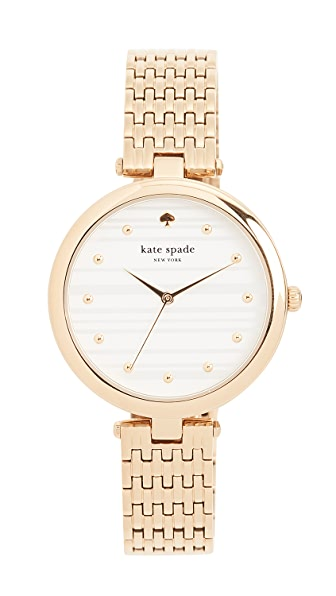 Kate Spade New York Varrick Watch, 36mm In Gold