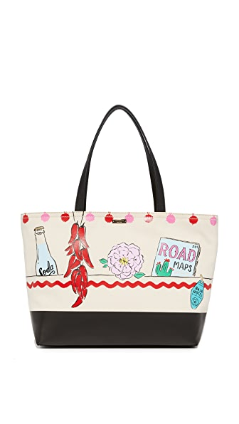 Kate Spade New York Road Trip Francis Tote
