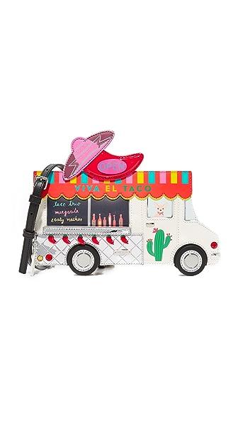 Kate Spade New York Taco Truck Clutch - Multi