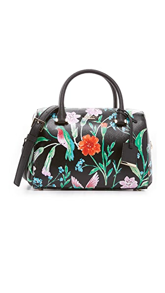Kate Spade New York Large Lane Satchel - Black Multi