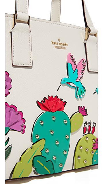 Kate Spade New York Cactus Little Babe Satchel