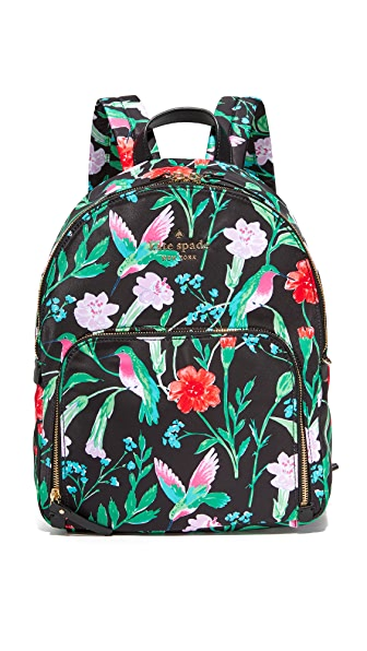 Kate Spade New York Hartley Backpack - Black Multi