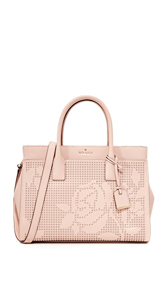 Kate Spade New York Cameron Street Perforated Candace Satchel - Dolce