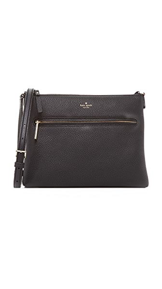 Kate Spade New York Gabriele Cross Body Bag - Black