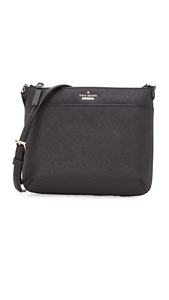 Kate Spade New York Cameron Street Tenley Cross Body Bag - Black