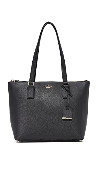 Kate Spade New York Cameron Street Small Lucie Tote - Black