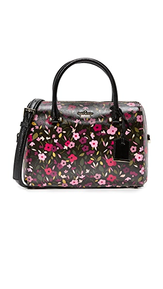 Kate Spade New York Cameron Street Large Lane Satchel - Black Multi