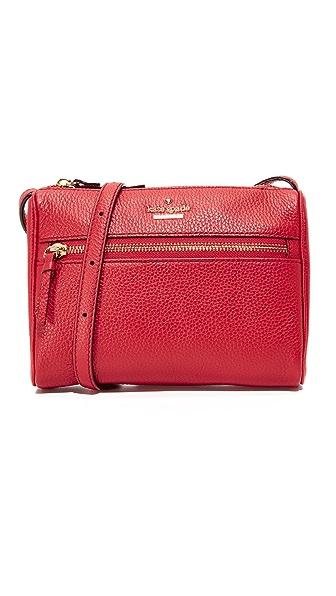 Kate Spade New York Jackson Street Mini Cayli Cross Body Bag - Red Carpet