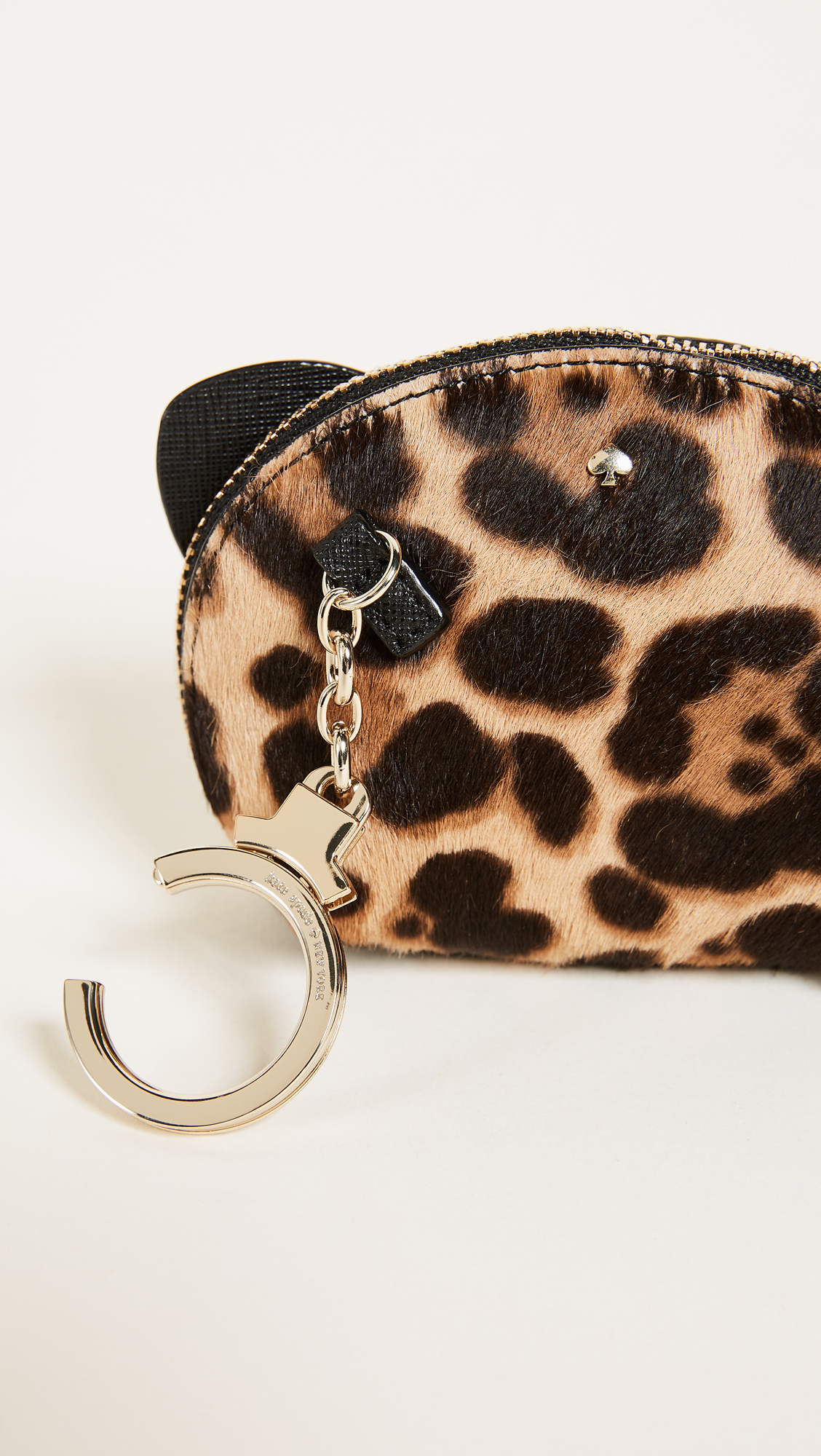 8cc4a1ec44e6 Kate Spade New York Run Wild Leopard Dumpling Coin Purse | SHOPBOP