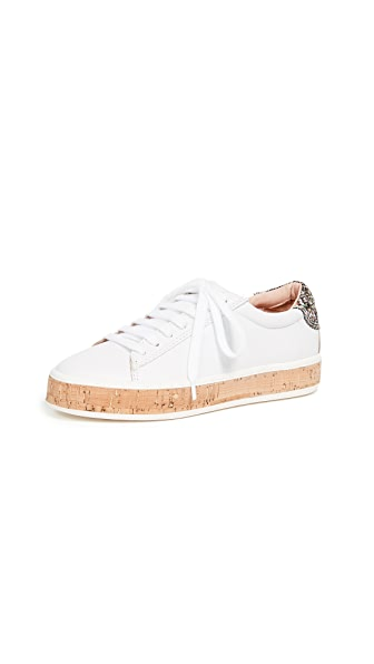 Kate Spade New York Amy Espadrille Sneakers In White