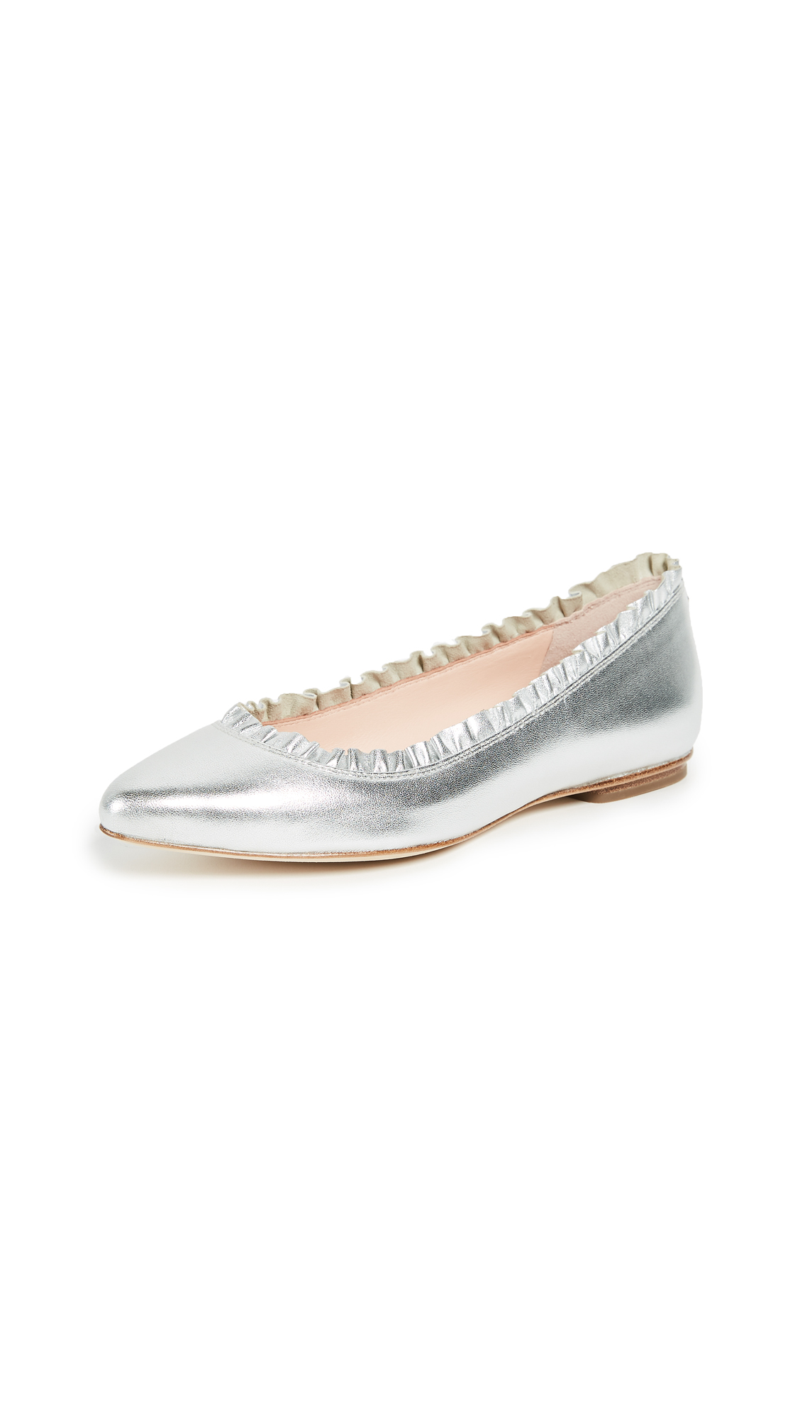 Kate Spade New York Nicole Skimmers - Silver