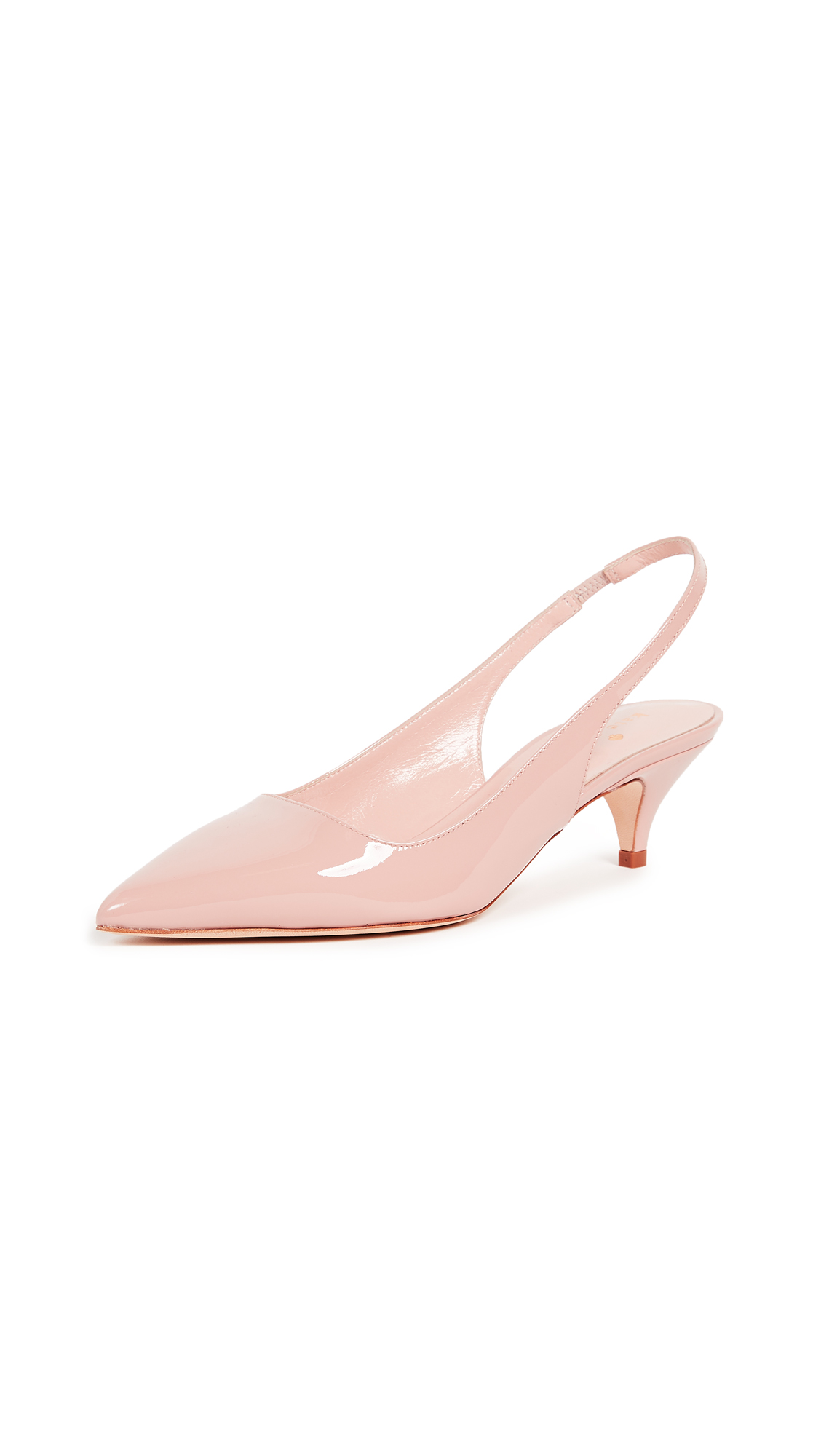 Kate Spade New York Ocean Slingback Pumps - Pale Pink
