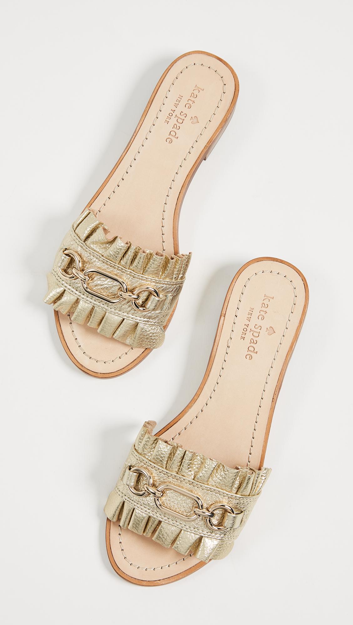 3c13a74dc062 Kate Spade New York Beau Slides