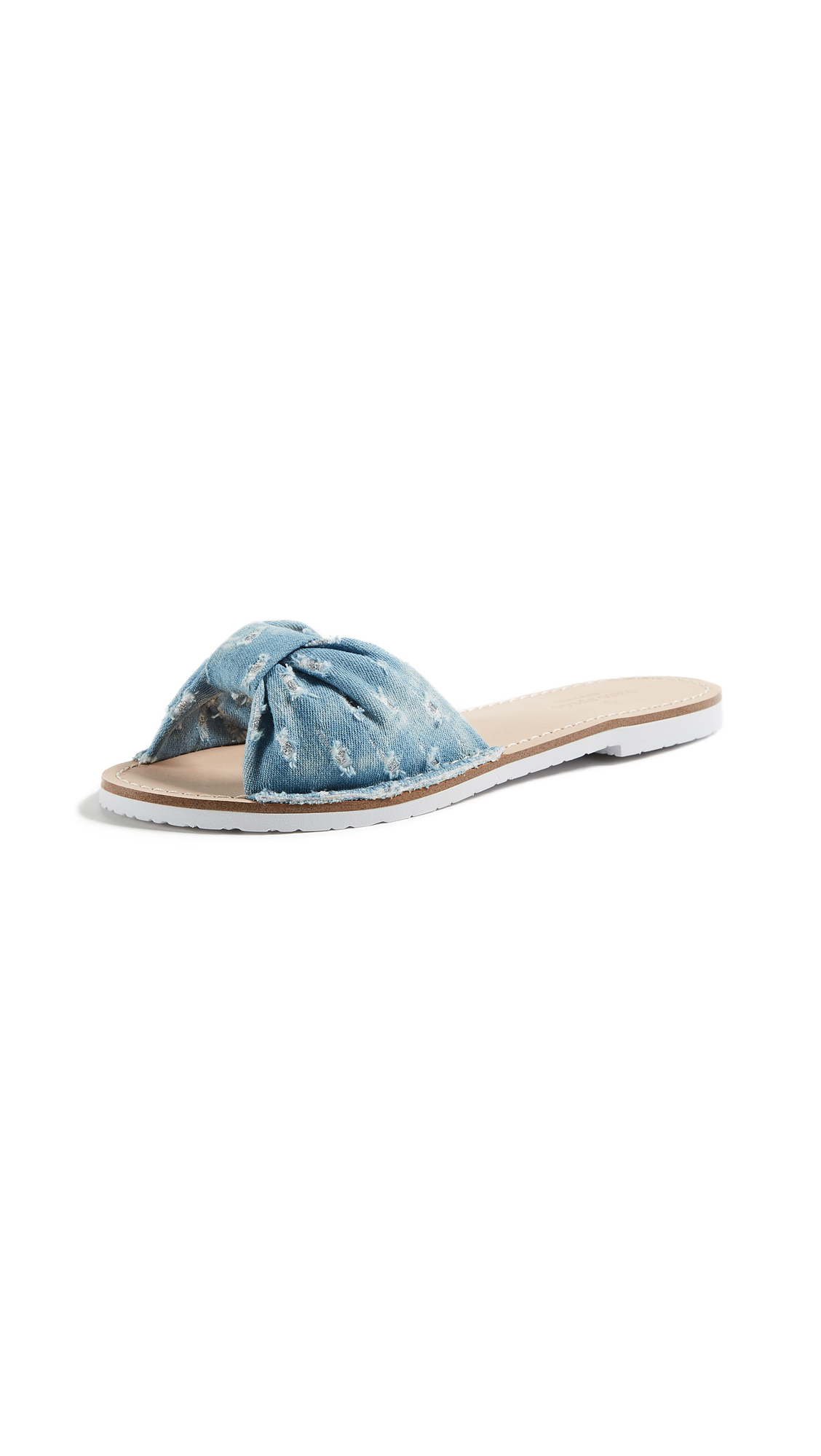 Kate Spade New York Indi Slides - Light Blue