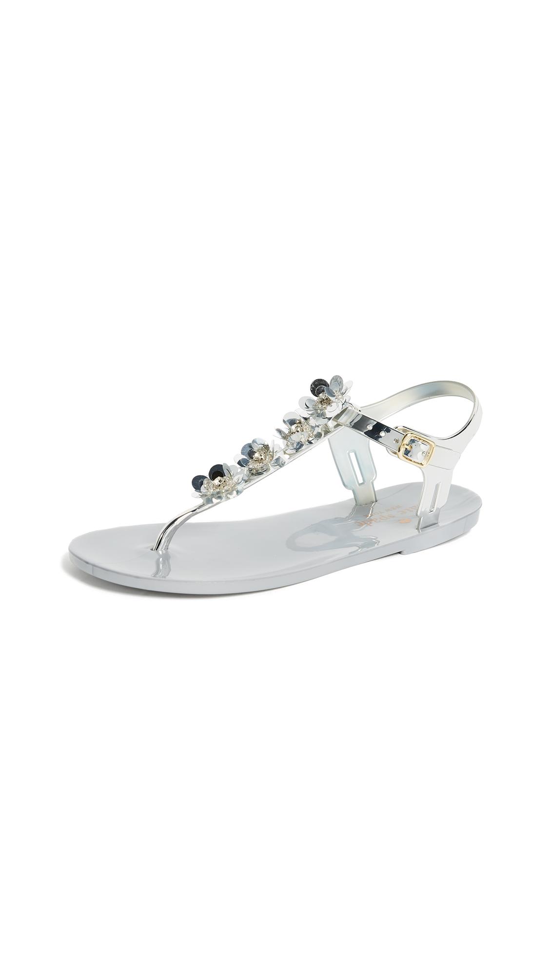 Kate Spade New York Farrah Jelly Sandals