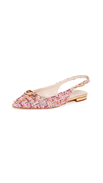 Kate Spade New York Belle Slingback Skimmers at Shopbop