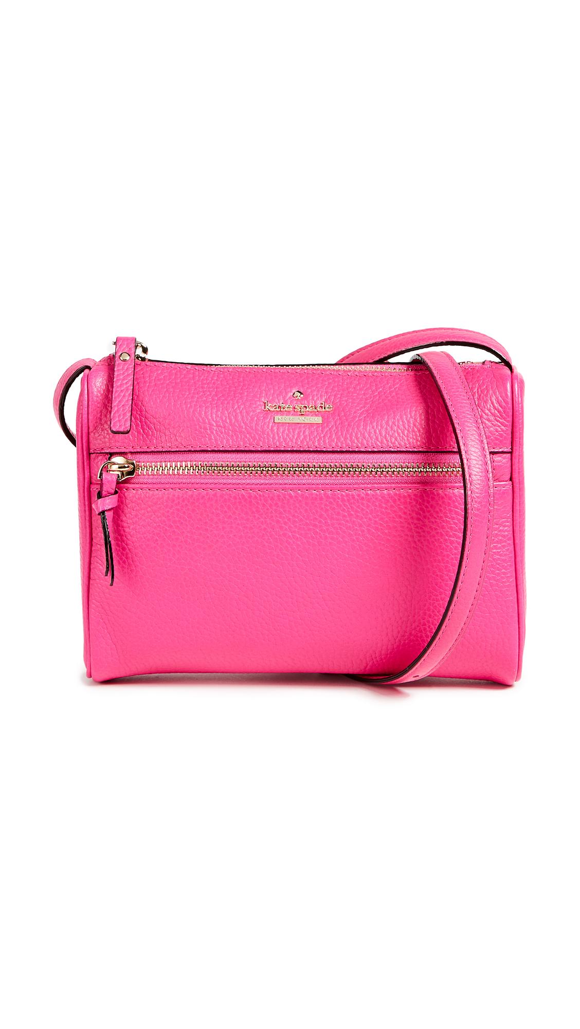 Kate Spade New York Jackson Street Mini Cayli Bag - Peony Pink