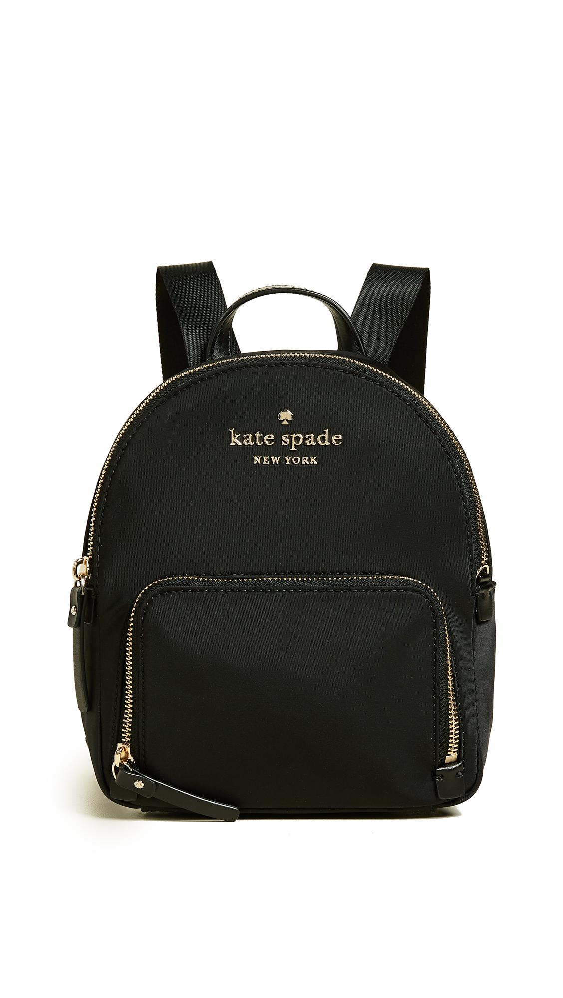 Watson Lane Small Hartley Backpack, Black