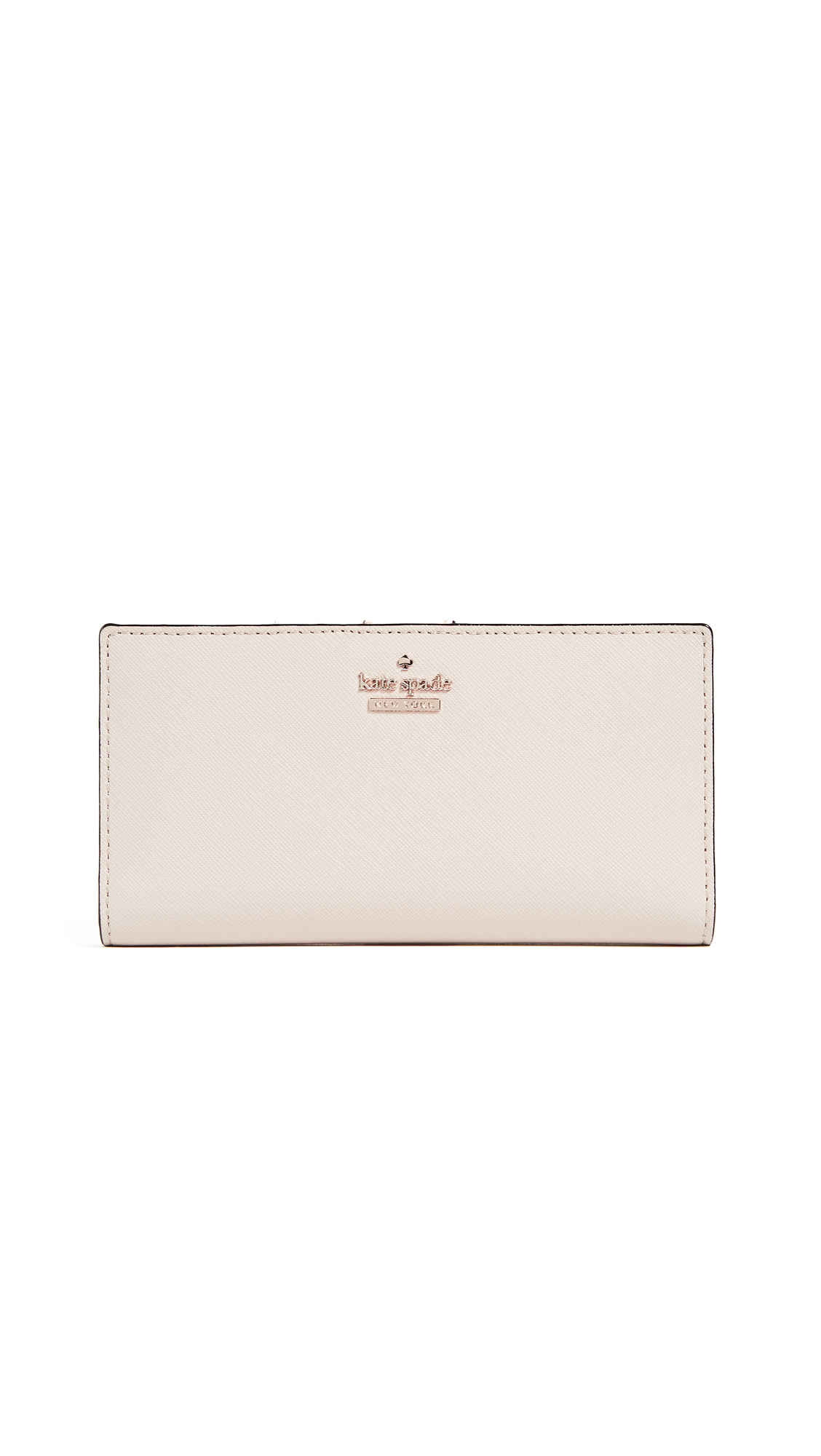 Kate Spade New York Cameron Street Stacy Snap Wallet - Tusk