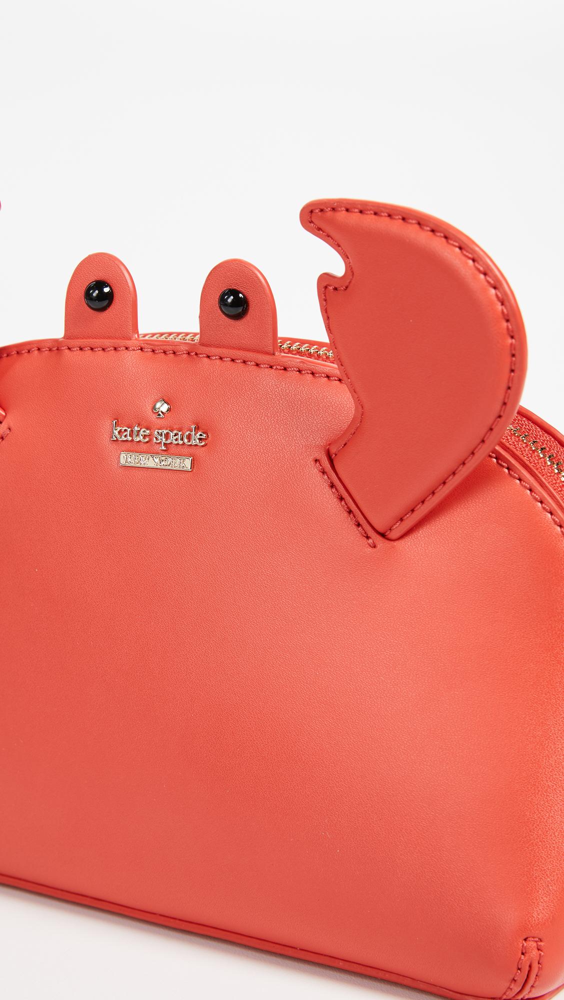 Hilli Shore Crab Kate Spade Body New Thing York Cross BagShopbop VSzqUMp