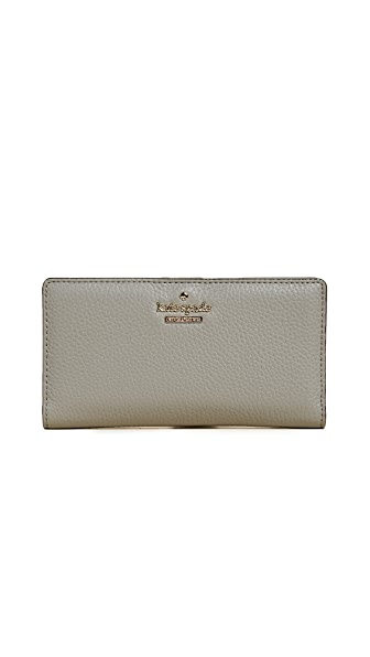 Kate Spade New York Jackson Street Stacy Wallet In Willow