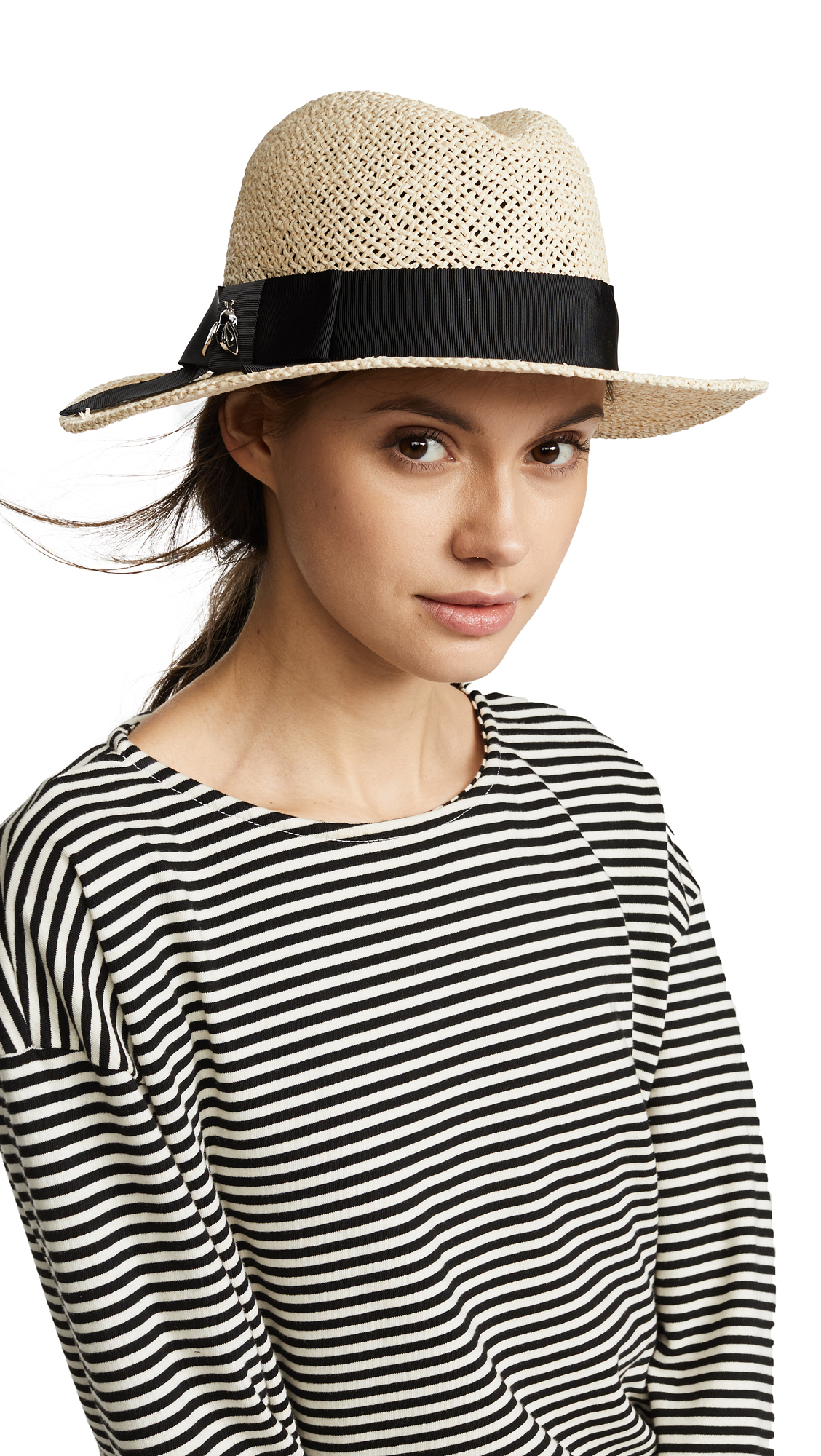 Kate Spade New York Bee Hardware Tribly Hat  12158e9aa4d