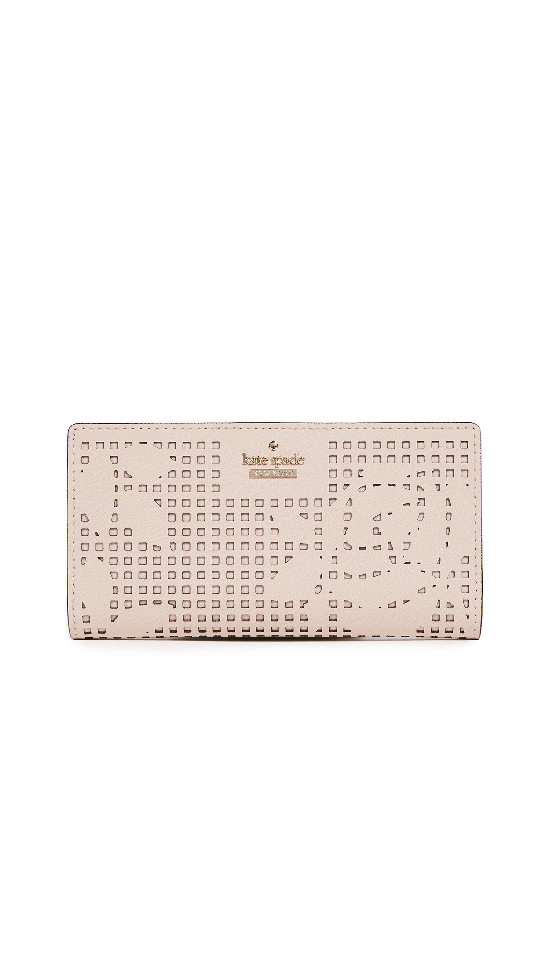 Kate Spade New York Cameron Street Perforated Stacy Wallet - Dolce