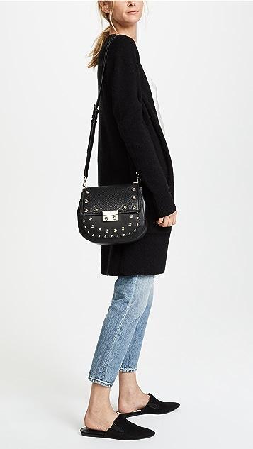 Kate Spade New York Madison Stewart Street Studded Byrdie Cross Body Bag