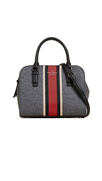 Kate Spade New York Jackson Street Small Kiernan Tote In Charcoal