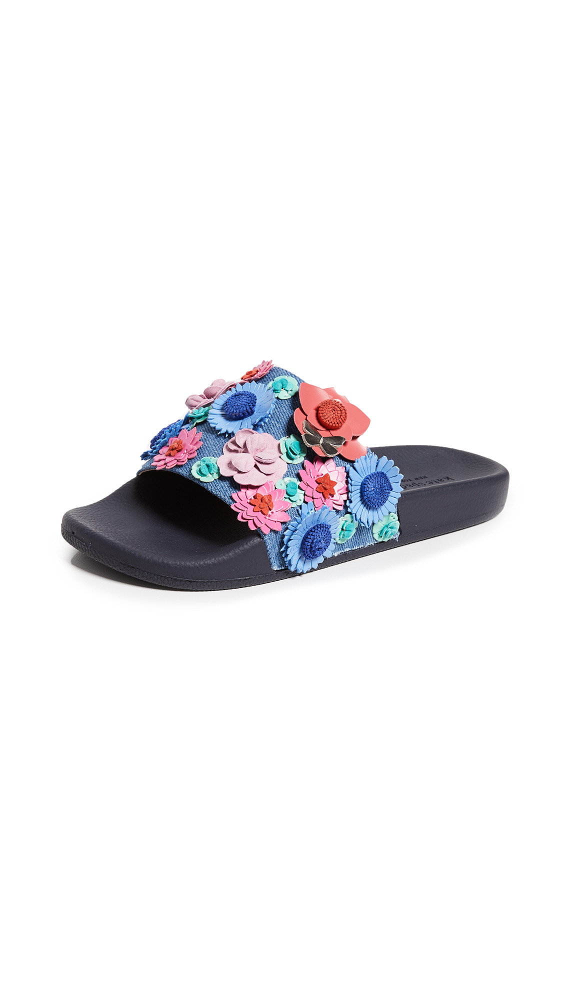 SKYE POOL SLIDE SANDALS