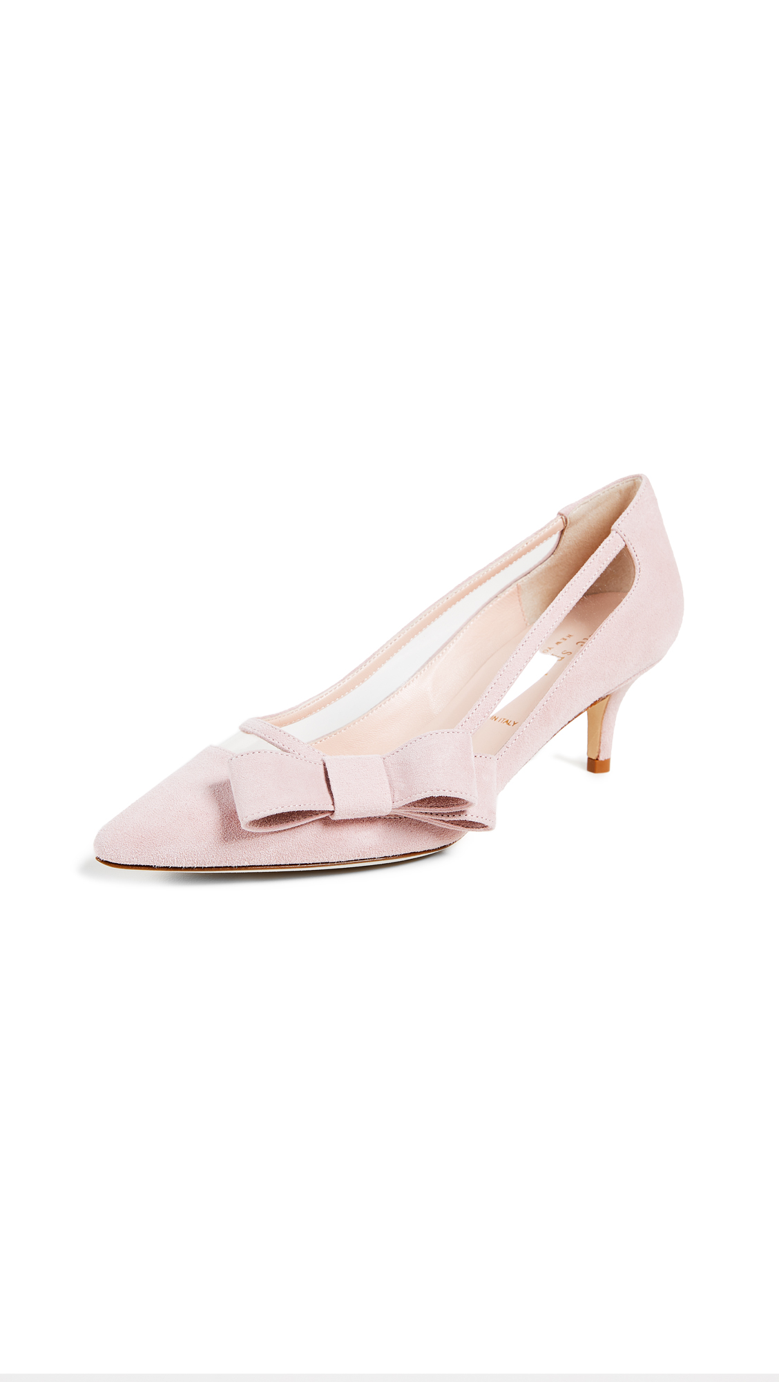 Kate Spade New York Mackensie Point Toe Pumps - Sweet Pink